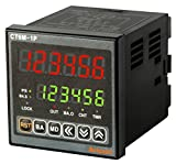 RS485 Communication (Modbus RTU) function: Parameter Setting and monitoring VIA PC: PC loader program; DAQMaster provided free of charge Invreased contact capacity of load to 5A(previous model:3A)(CTS, CTM) Sets one-shot output time for 0.01 to 99.99...