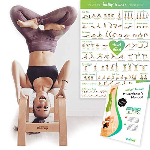Purchase FeetUp Trainer (The Original) - Invert Safely & Easily. Get Fit. Relax. Turn Your Yoga Ups...