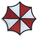 Resident Evil Umbrella Corporation Logo 3.0' Embroidered Sew/Iron-on Patch