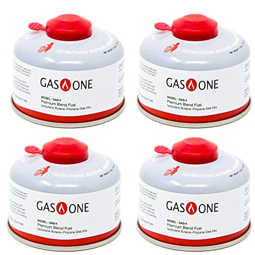 camp stove gas canister - 2