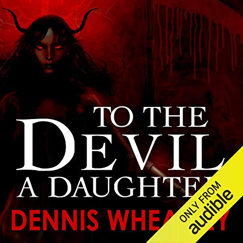 To the Devil a Daughter cover art