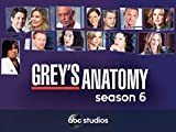 GREY'S ANATOMY (YR 6 2009/10 EPS 103-126)