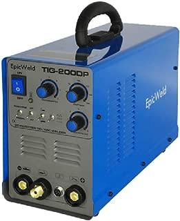 EPICWELD TIG200DP DC TIG Welding Machine with MOSFET inverter technology