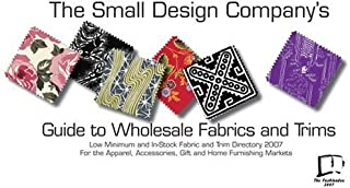 Small Design Company's Guide to Wholesale Fabrics and Trims