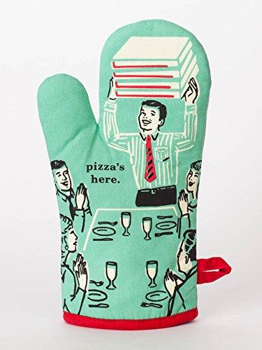 Blue Q Oven Mitt Pizza'z Here
