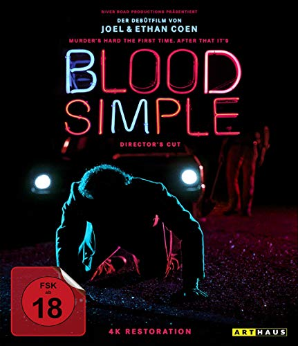 Blood Simple - Director\'s Cut [Blu-ray] [Special Edition]