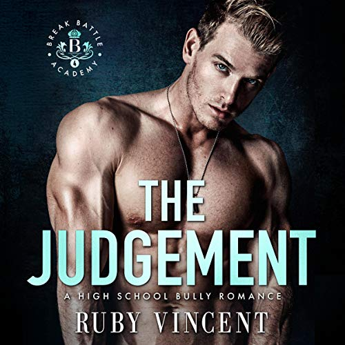 The Judgement Audiobook By Ruby Vincent cover art