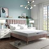 Classic Brands Cool Gel Memory Foam 7-Inch Mattress   CertiPUR-US Certified   Bed-in-a-Box, Twin