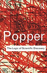 Book cover: The Logic of Scientific Discovery by Karl Popper