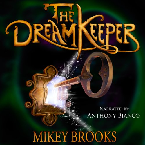The Dream Keeper audiobook cover art