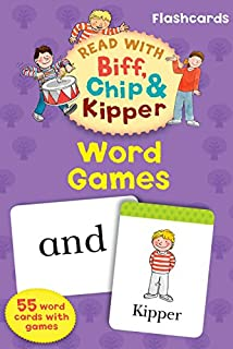 Oxford Reading Tree Read With Biff, Chip, and Kipper Flashcards: Word Games (0198486634) | Amazon price tracker / tracking, Amazon price history charts, Amazon price watches, Amazon price drop alerts