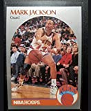 1990 Hoops Basketball Card (1990-91) #205 Mark Jackson Near Mint/Mint Menendez Brothers