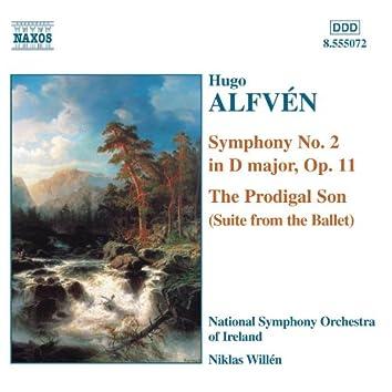 Alfven: Symphony No. 2 / The Prodigal Son
