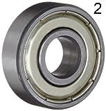 BC Precision Radial Ball Bearings