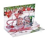 3D Pop – UP Karte Weihnachten   Weihnachtskarte...