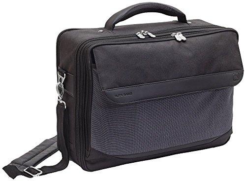 EB Doctor's Arzttasche mit durchdachter Ausstattung (schwarz-grau)