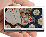 Business Name Card Holder,Poker Credit Card ID Case/Holder/Cards Case