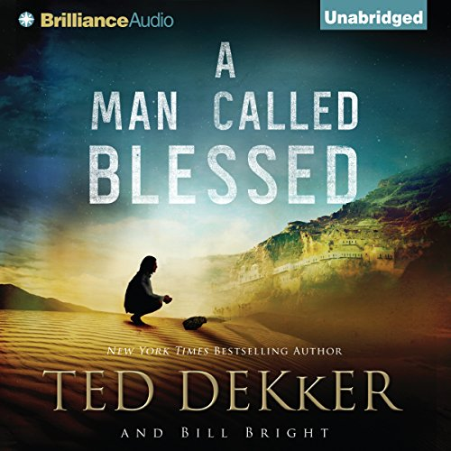 A Man Called Blessed audiobook cover art