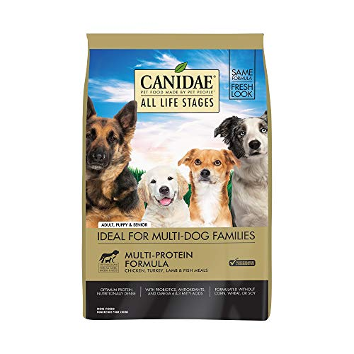 CANIDAE All Life Stages, Premium Dry Dog Food,...
