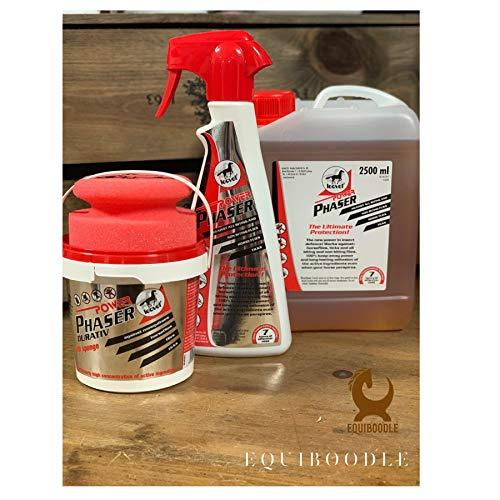 Leovet Power Phaser Spray/Durativ & Refill Bundle