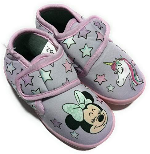 Minnie Mouse Hausschuhe Warme Kinder Schuhe Minnie Maus (26 EU)