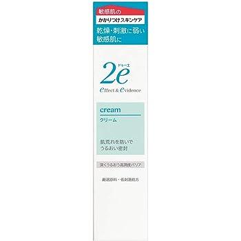 2e(ドゥーエ) クリーム 敏感肌用クリーム 低刺激処方 深くうるおう高潤度バリア 30g