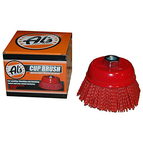 Abrasive Cup Power Brushes