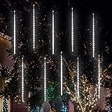 Salcar LED Meteorschauer Regen Lichter 360er LED Eiszapfen