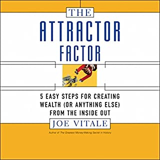 The Attractor Factor cover art