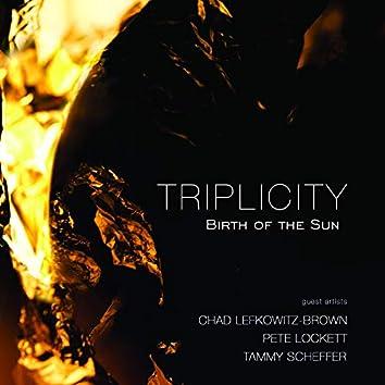 Birth of the Sun