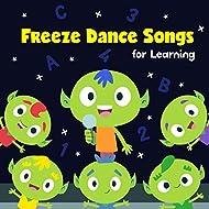 Animals Freeze Dance Song