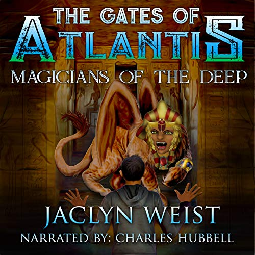 Magicians of the Deep audiobook cover art