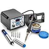 Best Soldering Stations - X-Tronic 4010-XTS-2 Pro Series 75 Watt Soldering Iron Review
