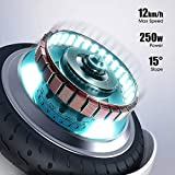 Zoom IMG-2 bebk hoverboard 6 5 smart