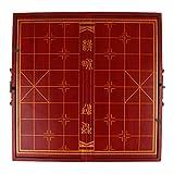 Sharplace Coleccionable Juguete Ajedrez Chino Antiguo Piezas de Ejército de Terracota Vintage