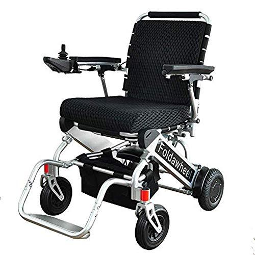 Inicio Accesorios Ancianos Discapacitados Sillas de ruedas ligeras para adultos Silla eléctrica de transporte plegable Más seguro Amp Stable Scooter motorizado seguro portátil Soporte para personas
