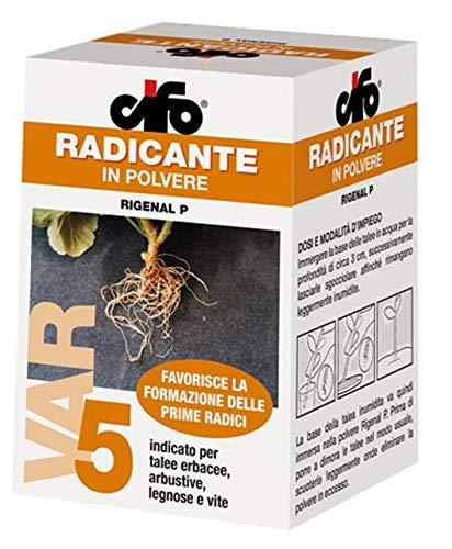 RIGENAL P RADICANTE IN POLVERE PER QUALSIASI TIPO DI TALEA conf. da 100 grammi