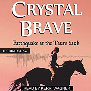 Crystal Brave audiobook cover art