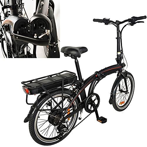 Bici Pieghevole Bike City bike elettrica Bicicletta elettrica regolabile in altezza Bicicletta sportiva pieghevole con 3 modali