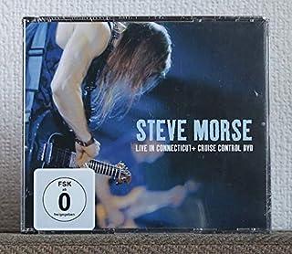 品薄3枚組CDDVDスティーヴ・モーズSteve MorseDixie DregsLive in ConnecticutCruise Controlディープ・パープルDeep Purple コレクション。