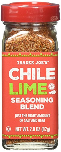 Trader Joe's Chile Lime Seasoning Blend, 2.9 oz, Pack of 1