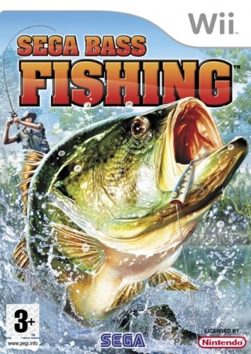 SEGA Bass Fishing (Wii) [import anglais]