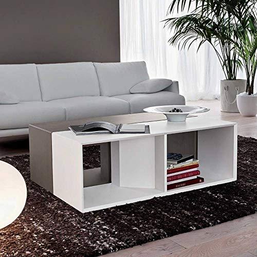 Tavolino con libreria L-Ego Made in Italy