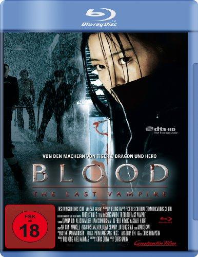 Blood - The Last Vampire [Blu-ray]