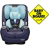 Maxi-Cosi Pria 3-in-1 Convertible Car Seat - Arctic Mist with Baby on...