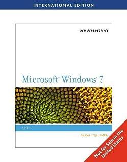 New Perspectives on Microsoft (R) Windows 7, Brief International Edition