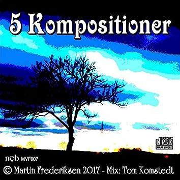 5 Kompositioner
