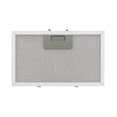 KLARSTEIN Hektor Eco - filtre à graisse en aluminium 27,2 x 16,2 cm filtre de rechange remplacement accessoire