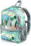 TA Trend Atelier Kinderrucksack für Kindergarten - nachhaltig - 100% recyceltes Polyester - mit Brustgurt und Reflektoren