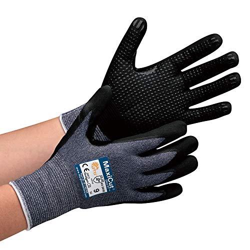 ミドリ安全 ATG 耐切創性 グリップ強化 作業手袋 MaxiCut UltraDT 44-3445 L